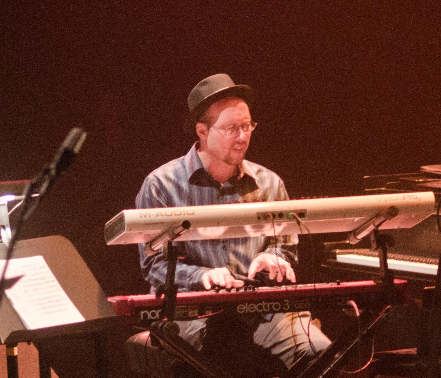 George Colligan,Montreal International Jazz Festival, 2010