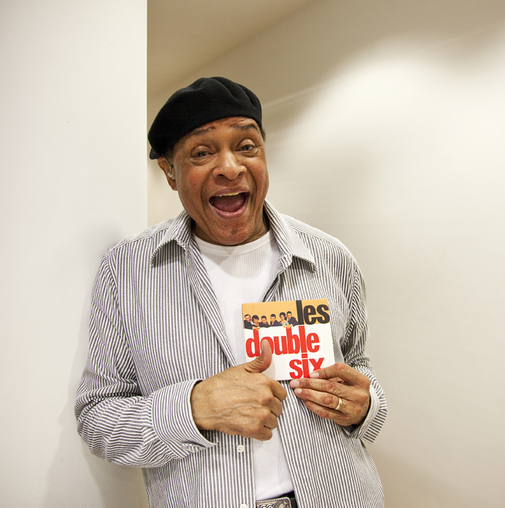 Al Jarreau: Les Double Six, Les Double Six