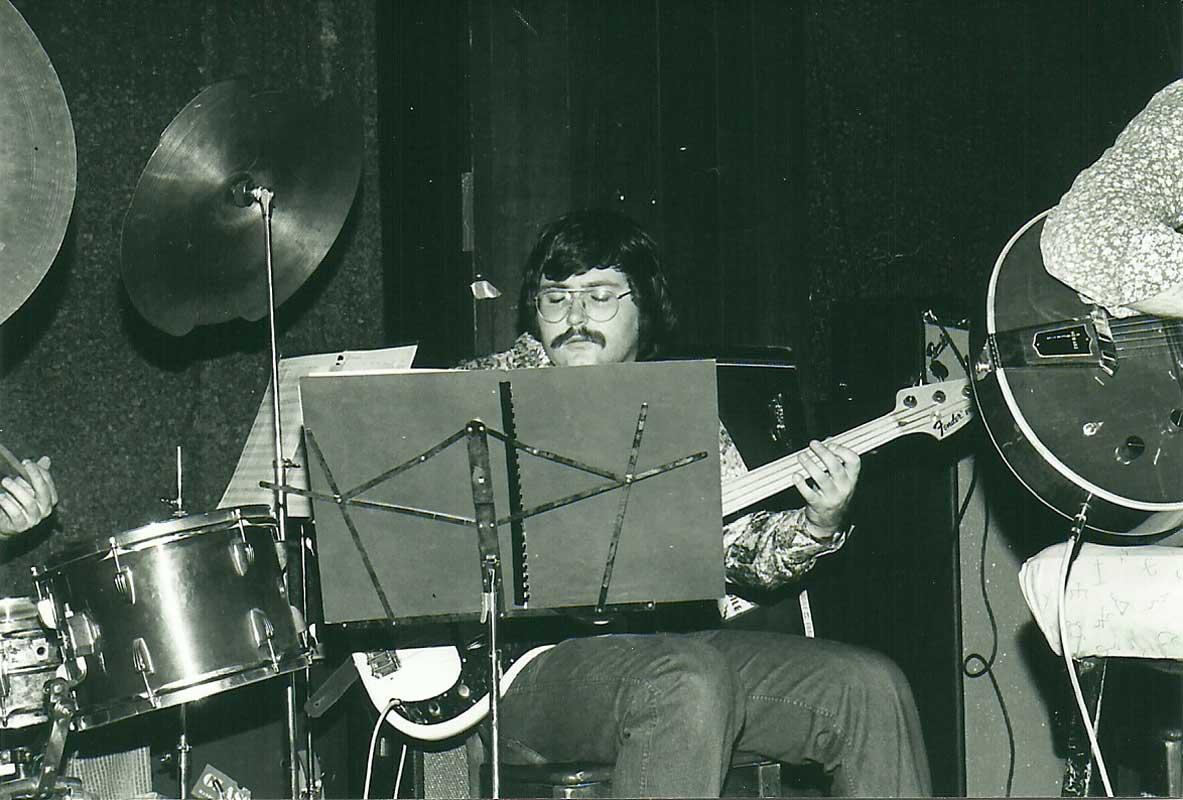 Dan Dean with Howard Roberts