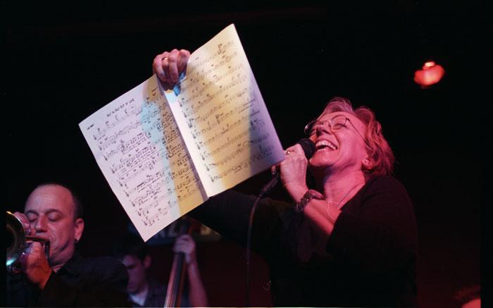 Gina Leishman, Jazz Standard