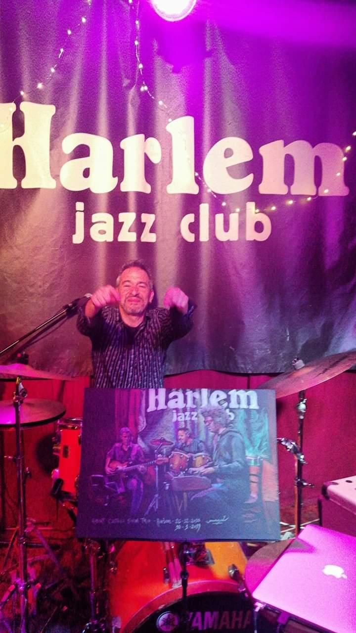 Boom Trio Harlem Jazz Club Barcelona