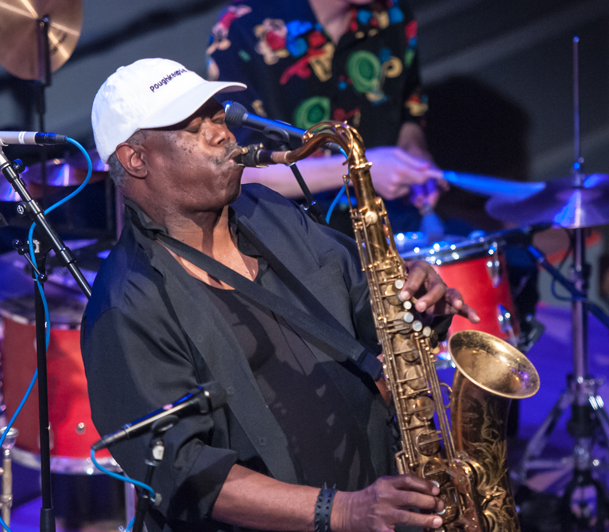 Joe McPhee with Angels, Devils and Haints II at the Vision Festival 2012