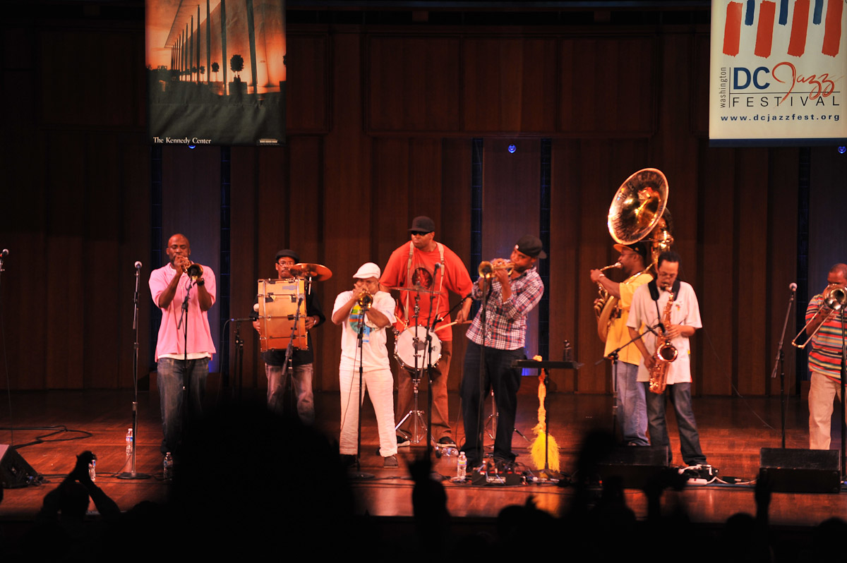 A Night in Treme: Kennedy Center