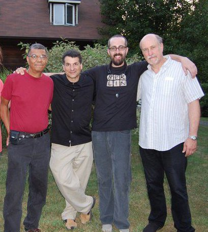 Jack DeJohnette, John Patitucci, Adam Niewood, John Scofireld