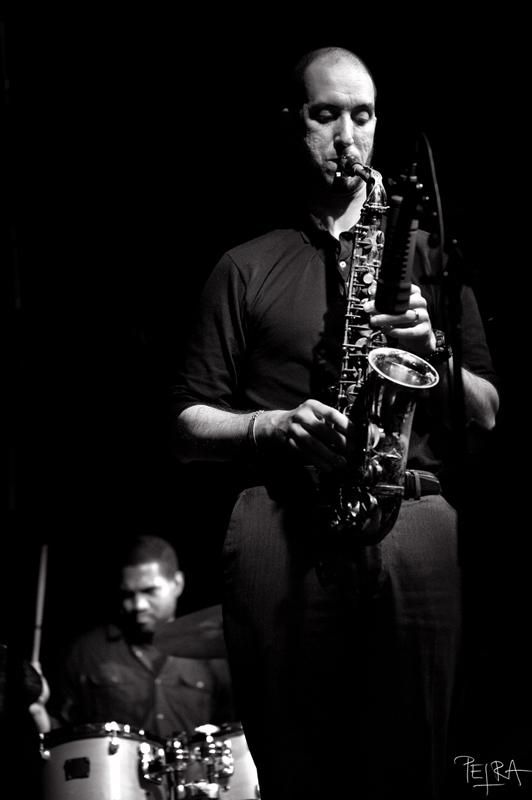 Steve Lehman Trio