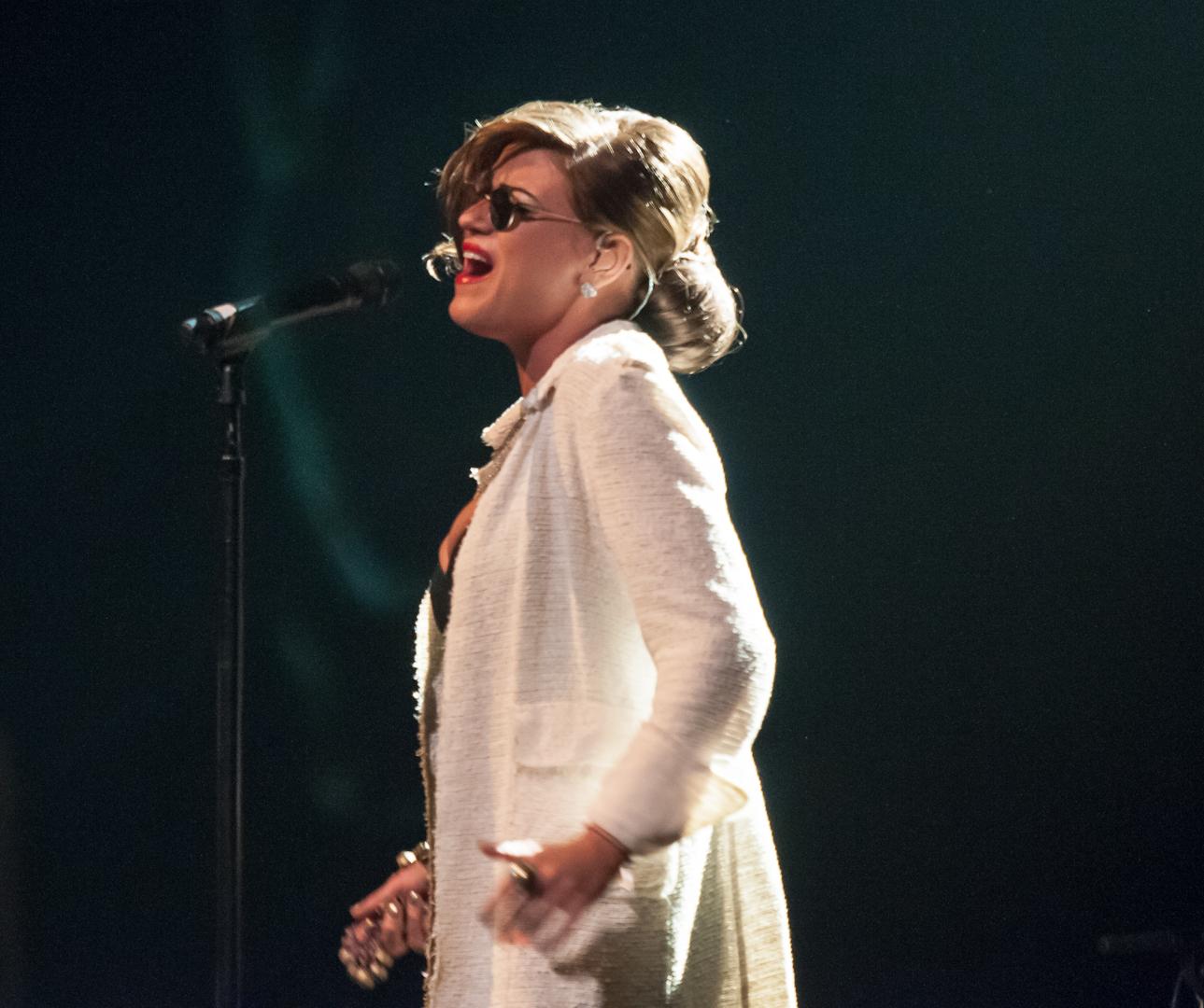 Melody Gardot at the Montreal International Jazz Festival 2012