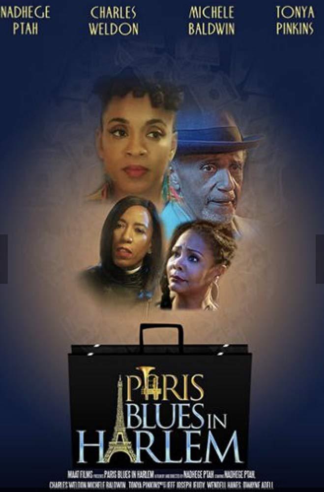 Paris Blues in Harlem