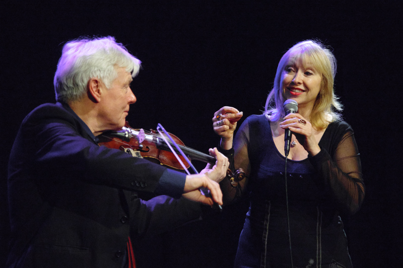 Tina May and Mike Hatchard Duo