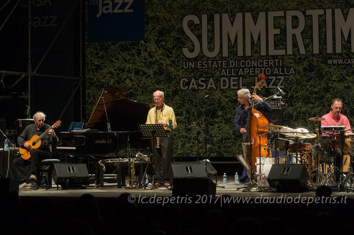 Oregon alla Casa del Jazz di Roma