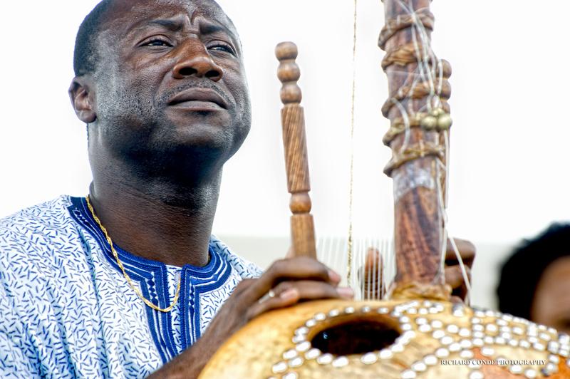 Yacouba Sissoko / Newport Jazz Festival 2011