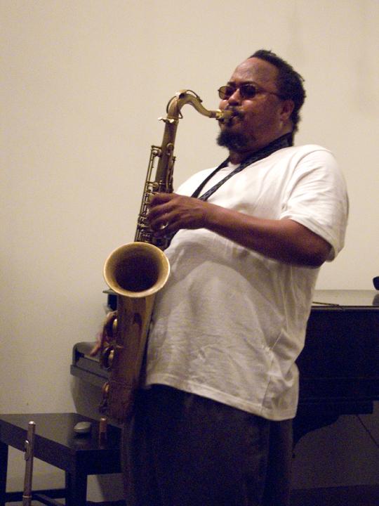 Ras Moshe - KMB Jazz Fest @ DSMC 2008