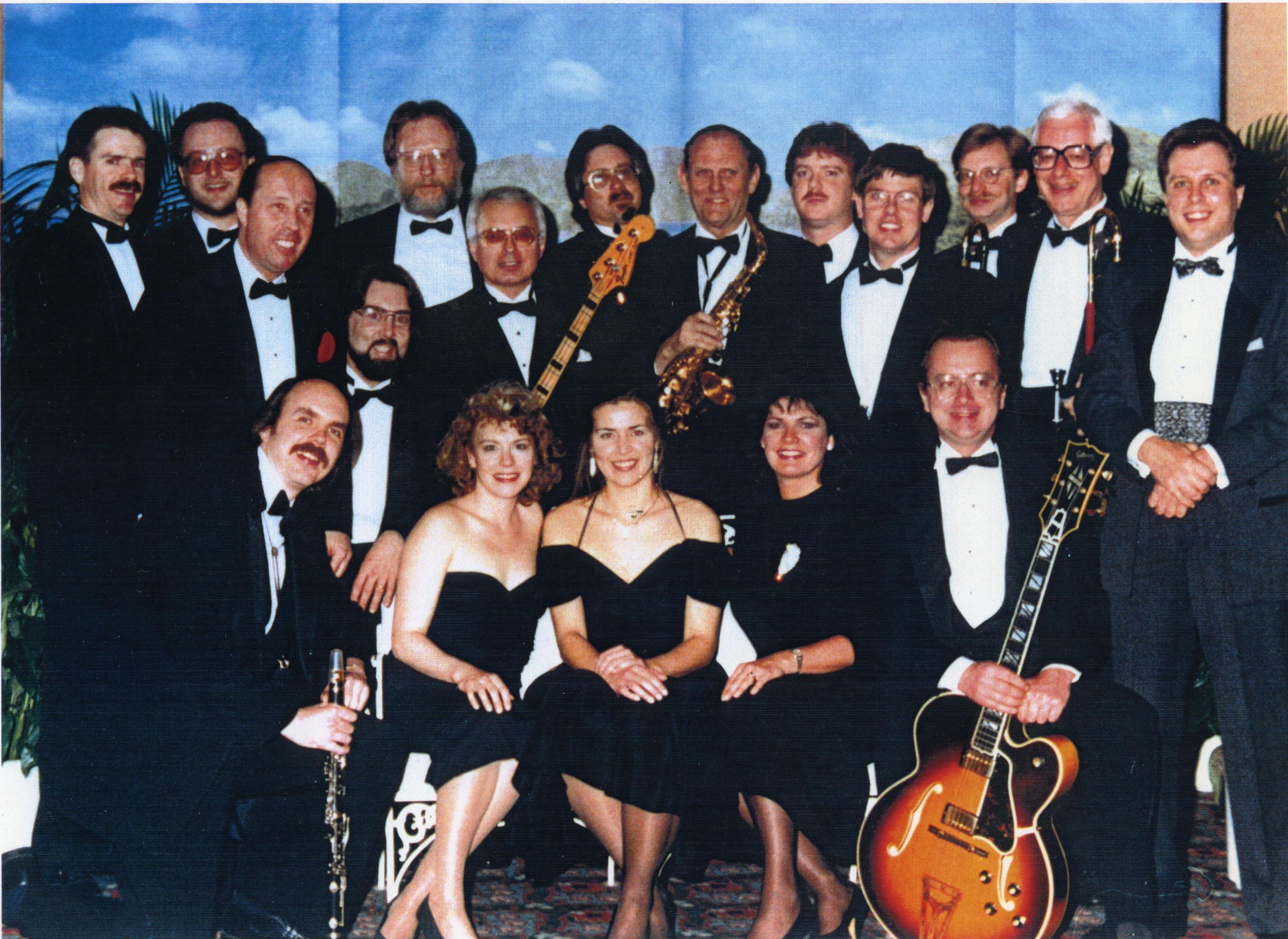 The Bill Sargent Big Band 2