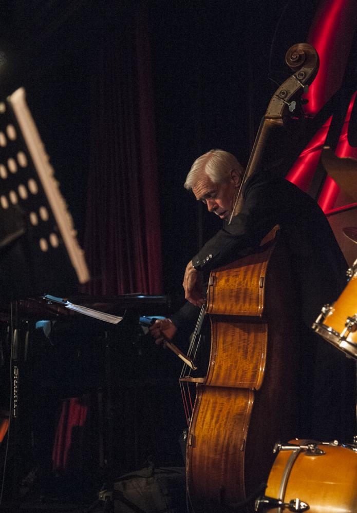"""Dave Young - CD Release """"One Way Up"""" - Jazz Bistro - Toronto"""