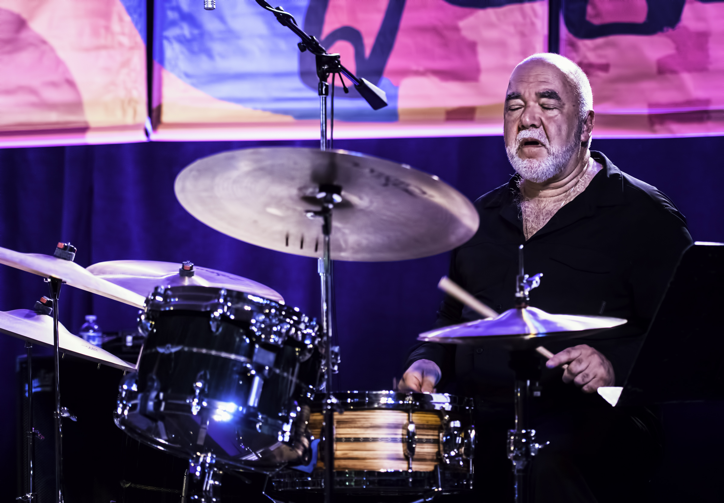 Peter Erskine with Joel Frahm Quartet 90th Birthday Party Tribute to Stan Getz at the Monterey Jazz Festival