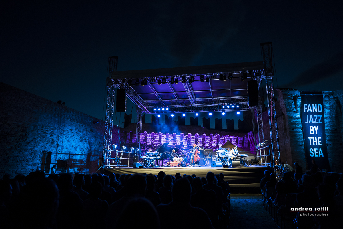 Stanley Clarke Band at Fano Jazz by The Sea 2018 (PU)-IT