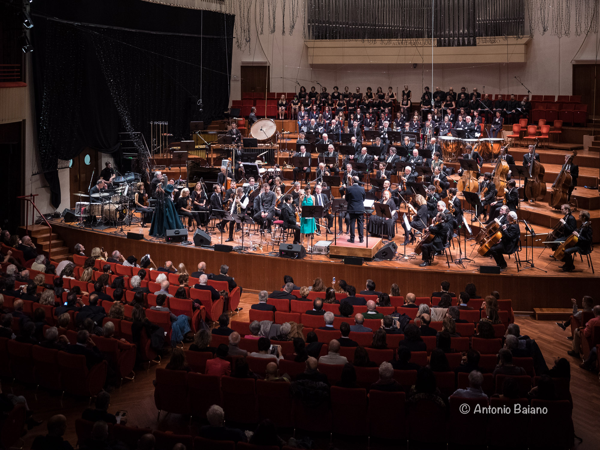 RAI Orchestra - Madiba