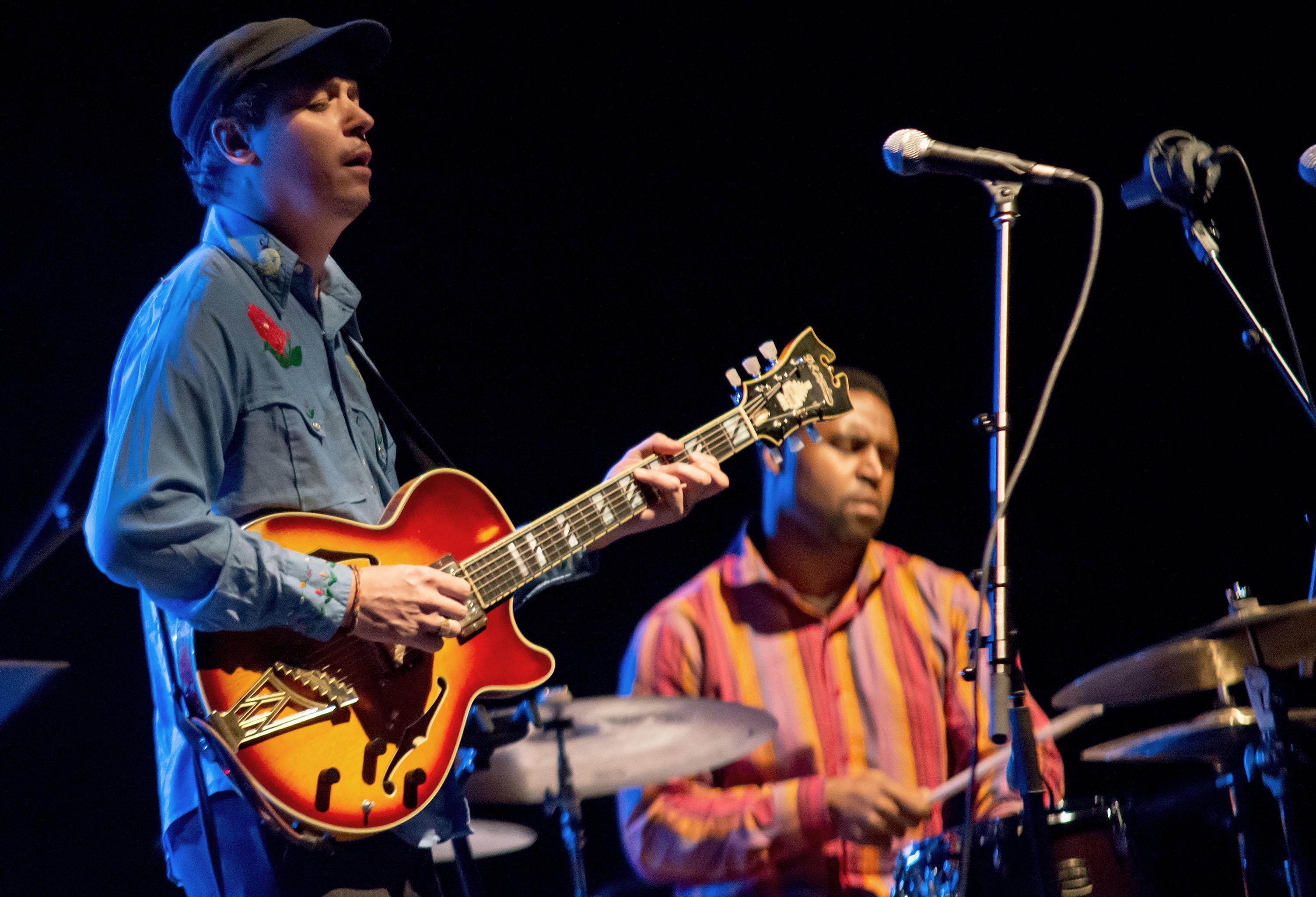 Kurt rosenwinkel new quartet, 2013 montreal jazz festival
