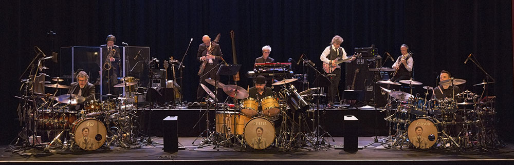 King Crimson, 2017 North American Tour