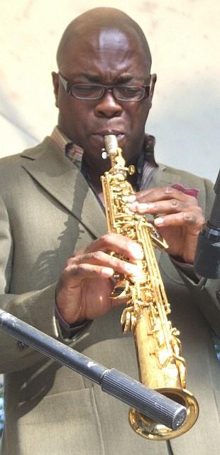 2006 Chicago Jazz Festival, Saturday: Tim Warfield with Dana Hall Quintet