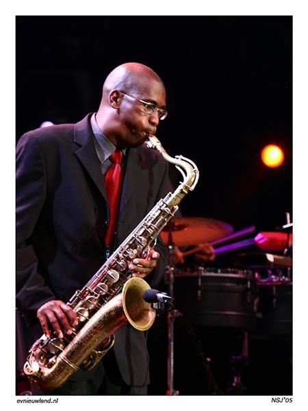 Afro Cuban All Stars Saxofonist