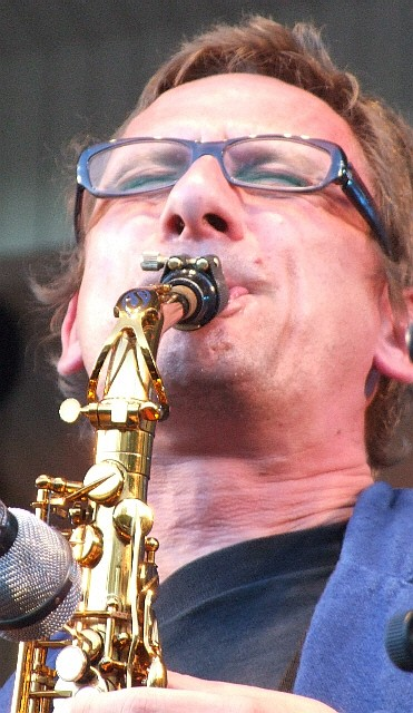 2006 Chicago Jazz Festival, Saturday: Frank Gratkowski with Bik Bent Braam