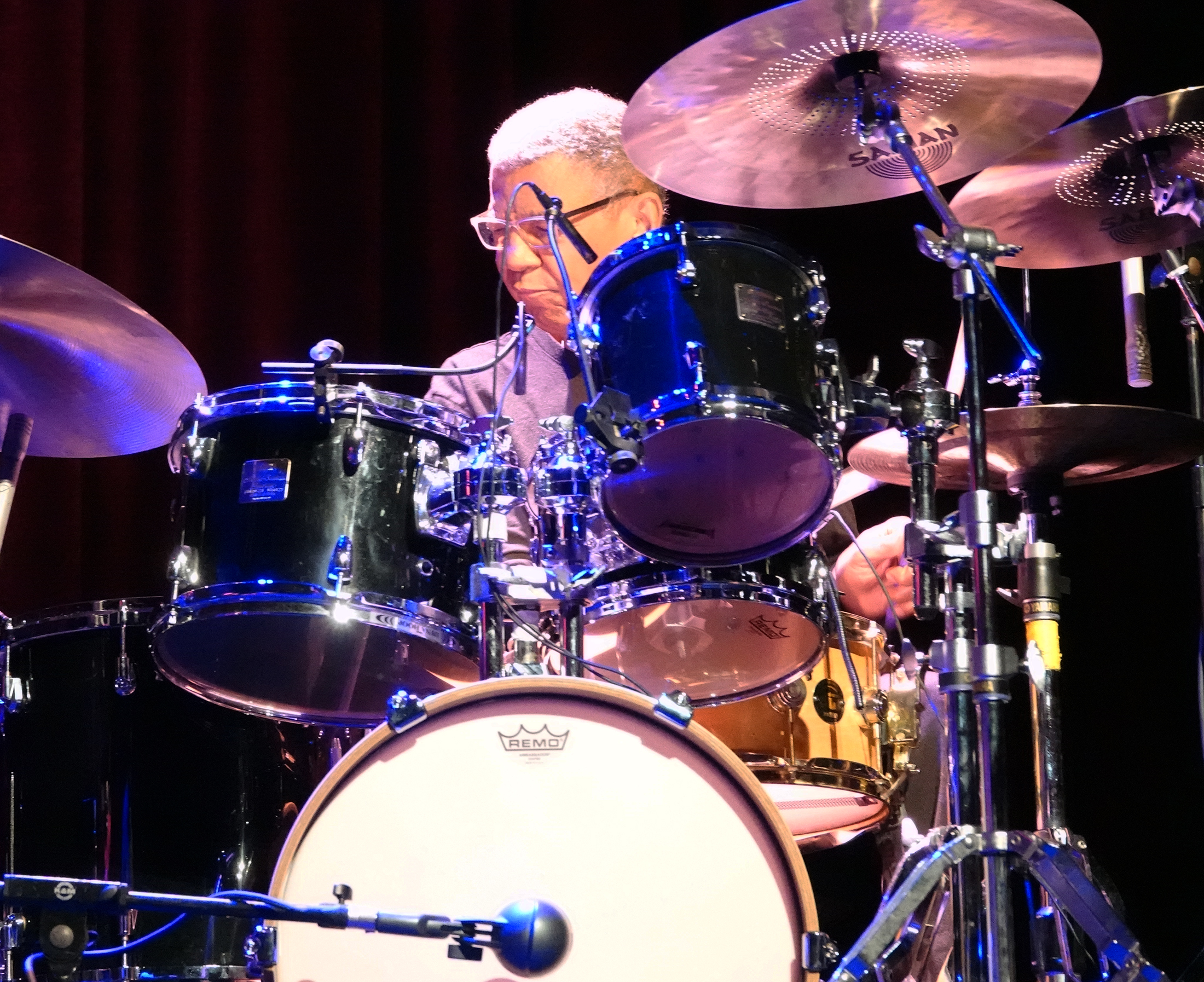 Jack DeJohnette at Big Ears Festival 2019