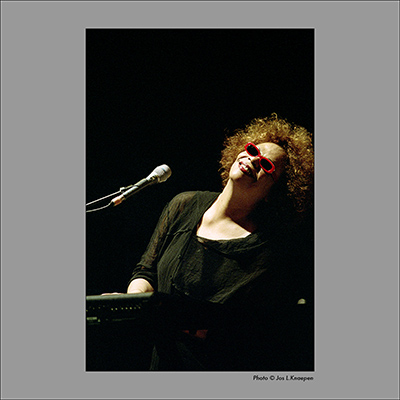 Tania Maria, Jazz a Liege, Belgium, May 2003