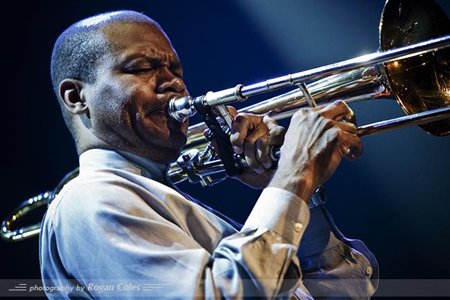 Robin Eubanks / 2007 Montreal International Jazz Festival