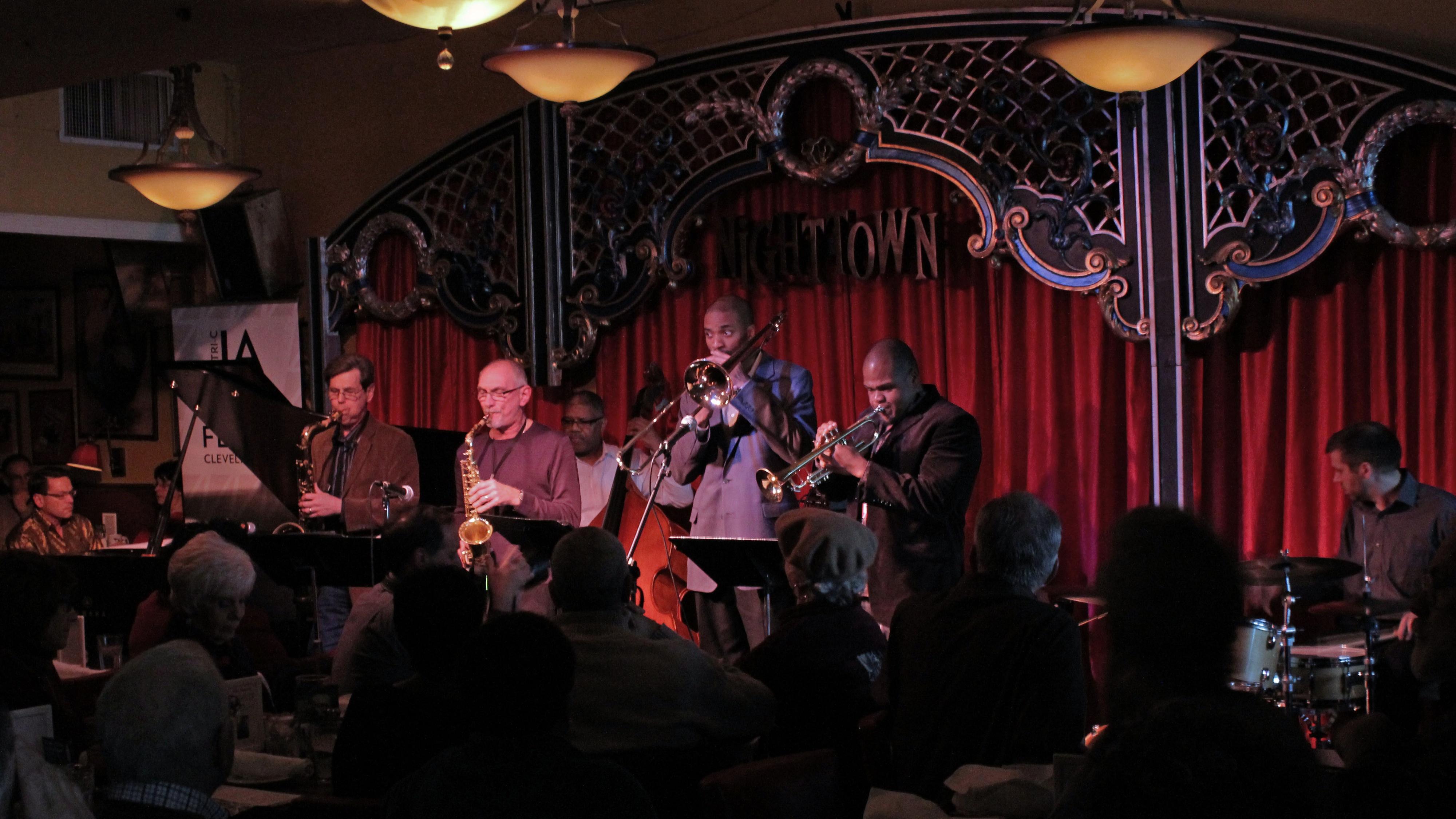 Tcjf soundsworks at tri-c jazzfest cleveland 2013