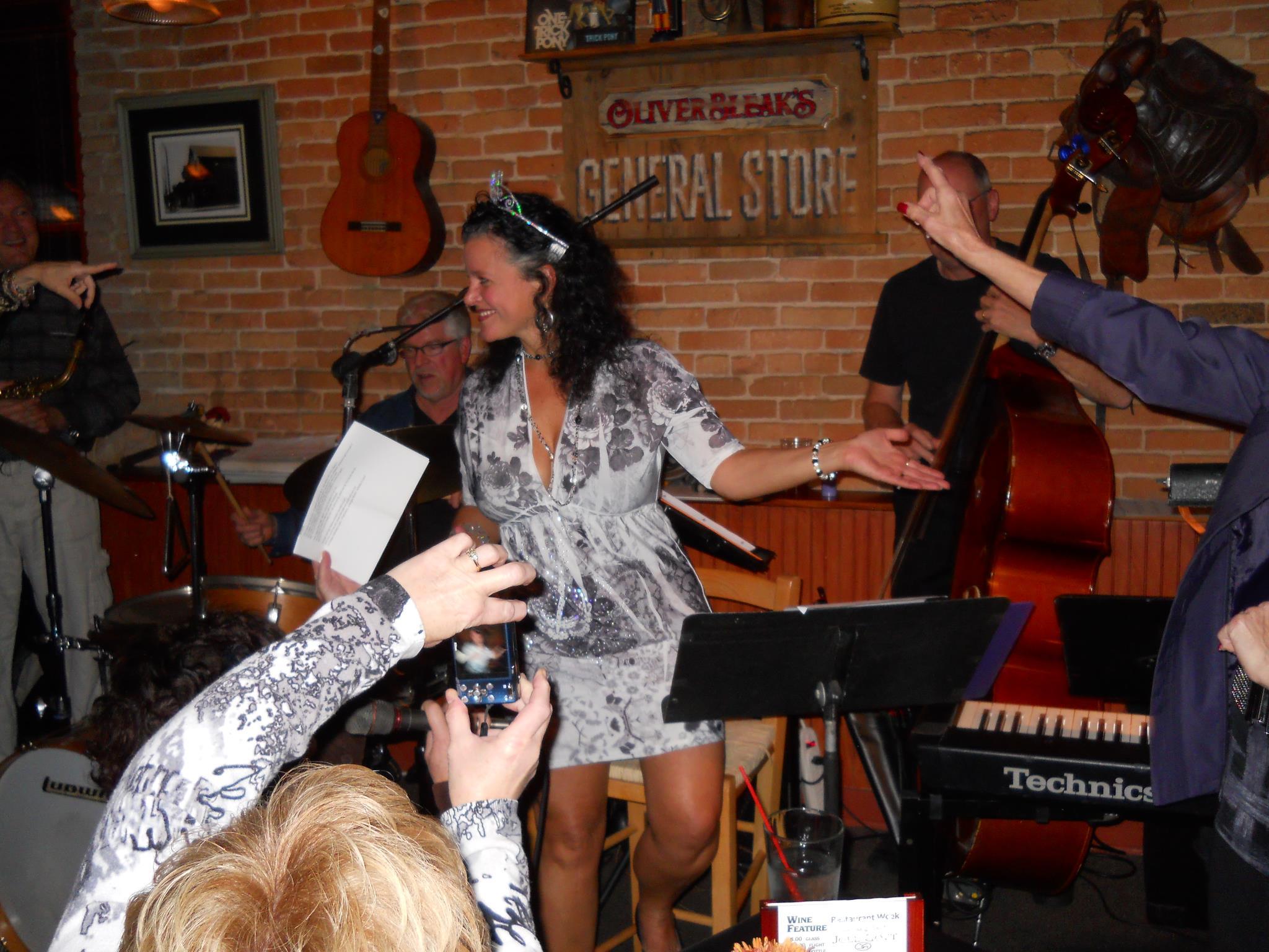 Francesca & Friends Jazz Combo