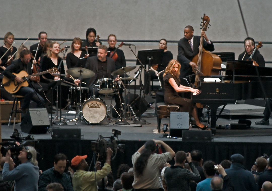 Diana Krall & Orchestra