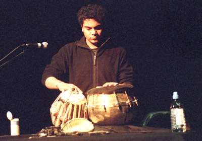 Aref Durvesh 1427315 Hawth (Studio) Crawley, w. Sussex UK 3.06 Images of Jazz