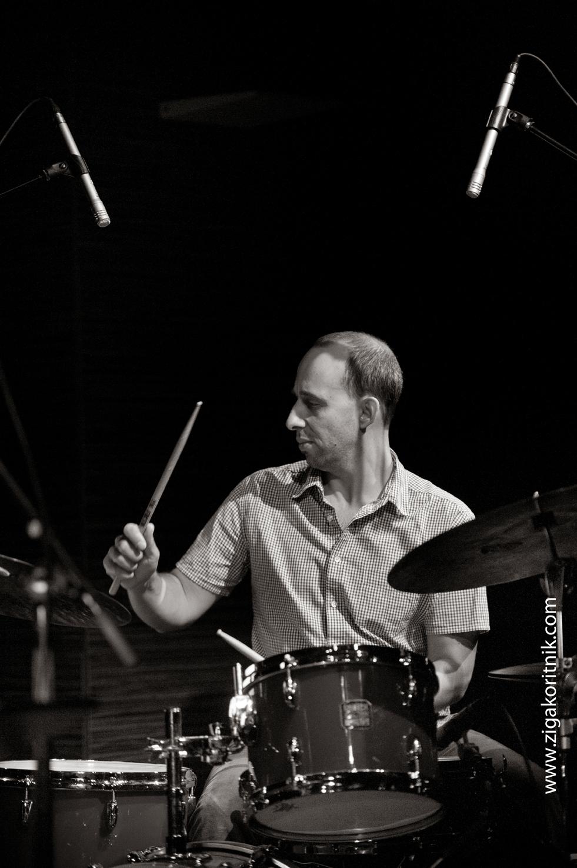 Harris Eisenstadt's September Trio