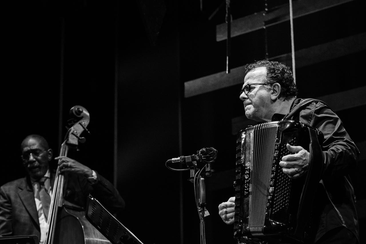 Richard Galliano & Ron Carter