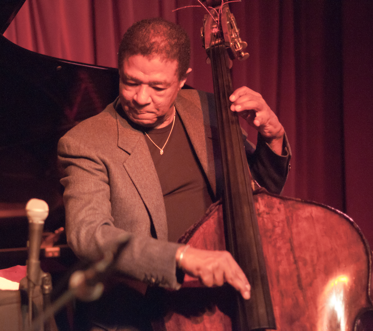 Buster Williams with Quartet at Smoke Jazz Club