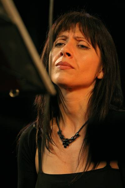 "Diana Torto with the ""Kenny Wheeler & the Geneva Dowtown Orchestra - The Sweet Little Suite"", Sud Des Alpes, Amr, Geneva, Switze"