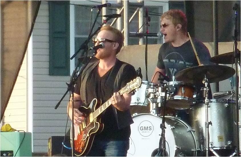 Broussard & Band 07-17-11 - Photo 7