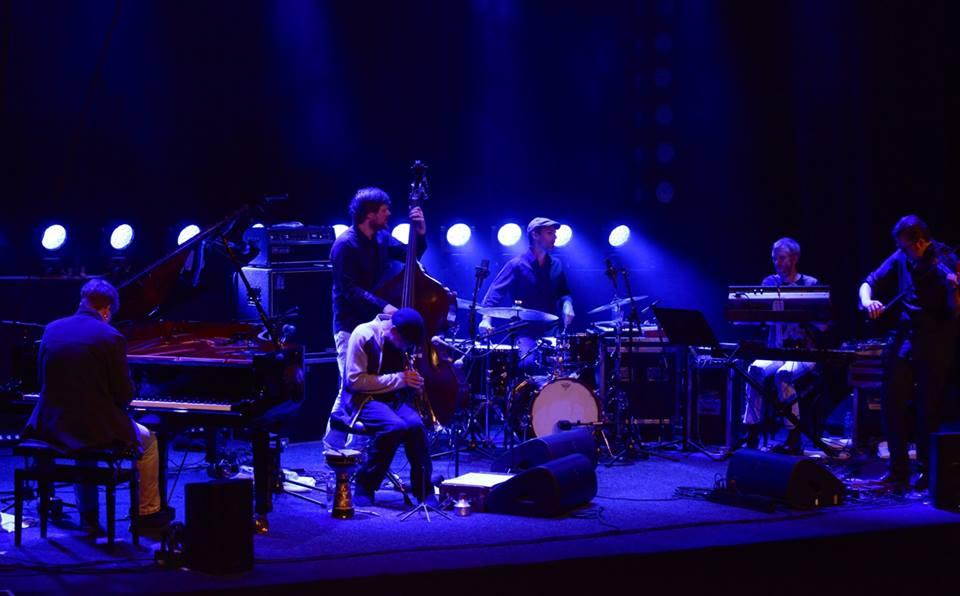 Maria kannegaard ensemble @ 2013 molde jazz festival