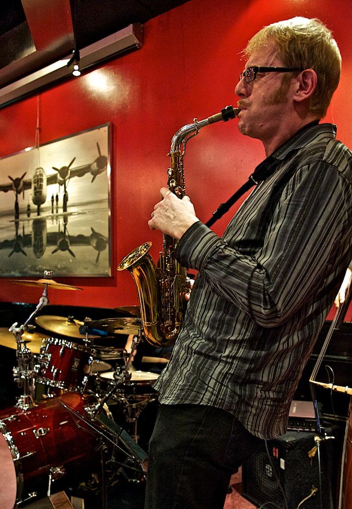 Richard Underhill - The Pilot - Toronto