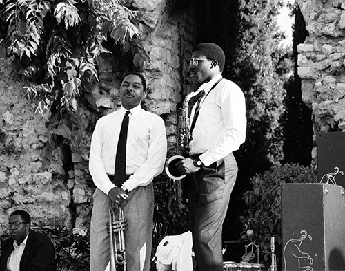 Wynton Marsalis & Todd Williams