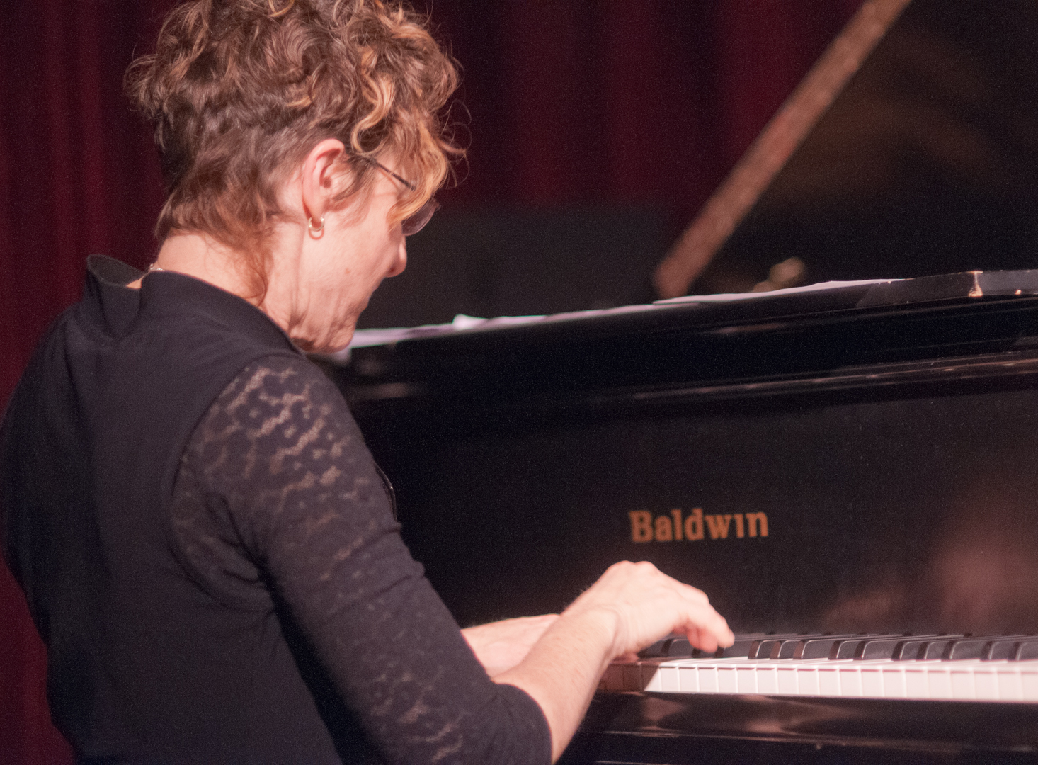Myra Melford and Snowy Egret at the Jazz Gallery