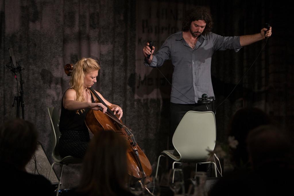 Amalie Stalheim & Alon Ilser