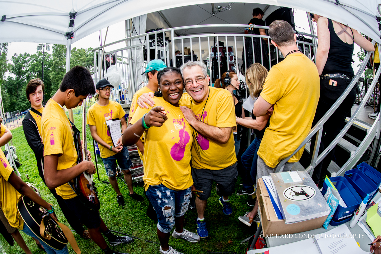 Ed Palermo With Jazz House Kids, 2017 Montclair Jazz Festival