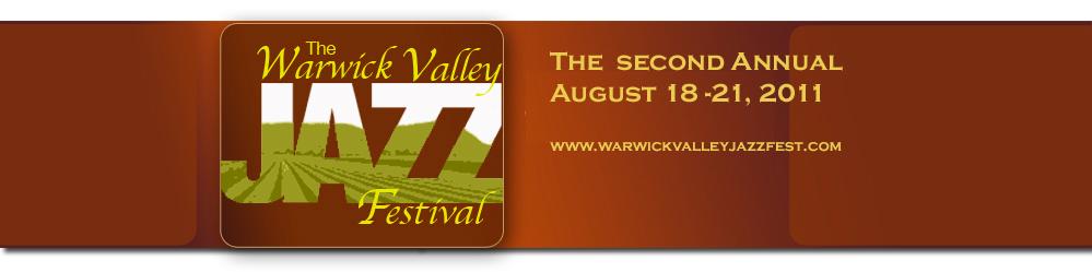 The 2011 Warwick Valley Jazz Festival