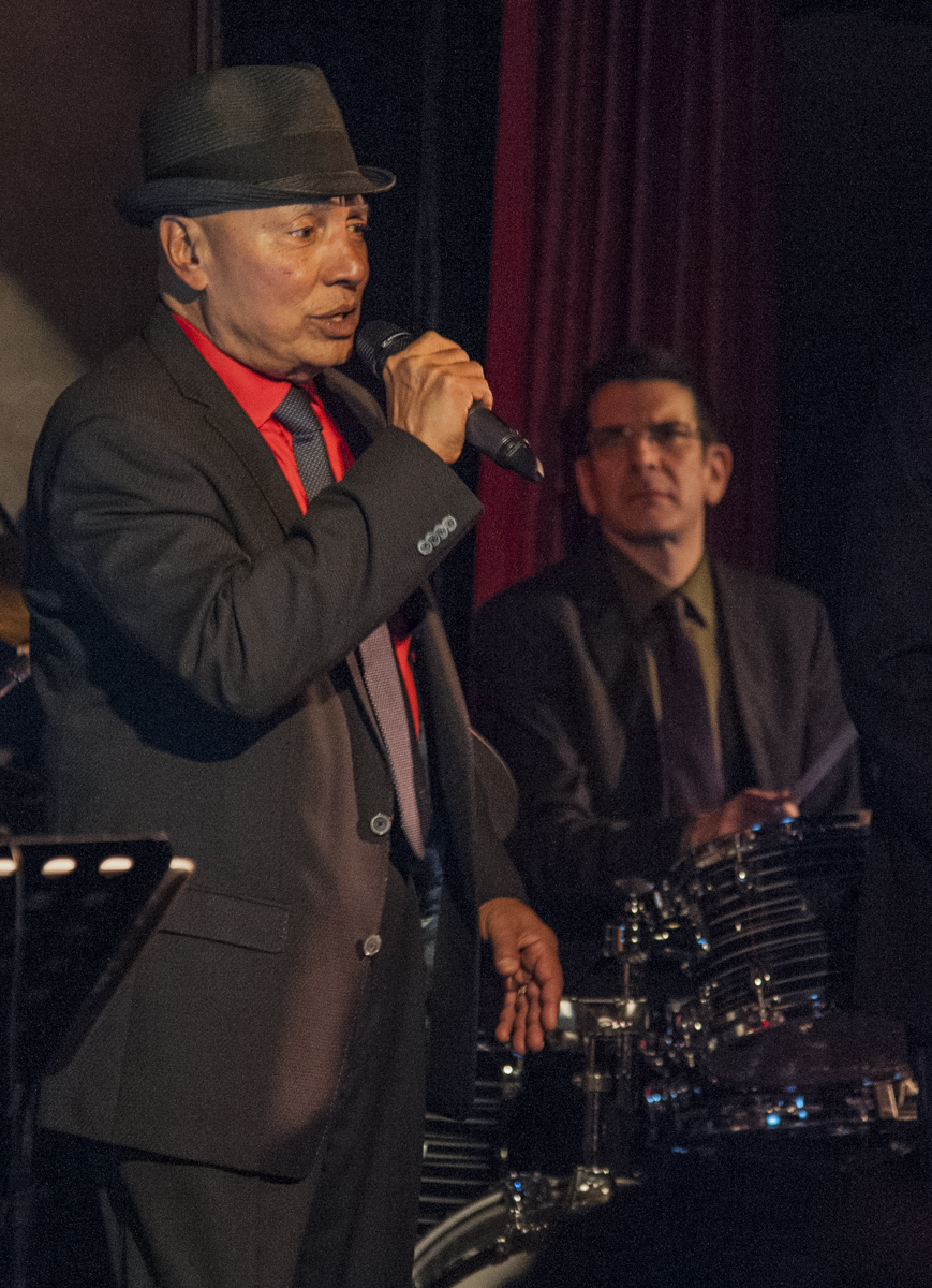 Colin Hunter & Daniel Barnes - Colin Hunter & Joe Sealy Quartet - Jazz Bistro - Toronto