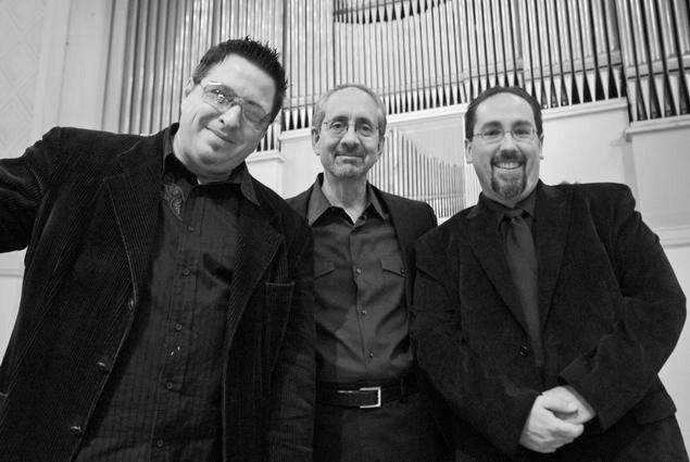 Dave Samuels & the Organik Vibe Trio