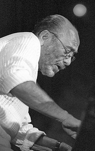Eddie Palmieri / San Sebastian 2003