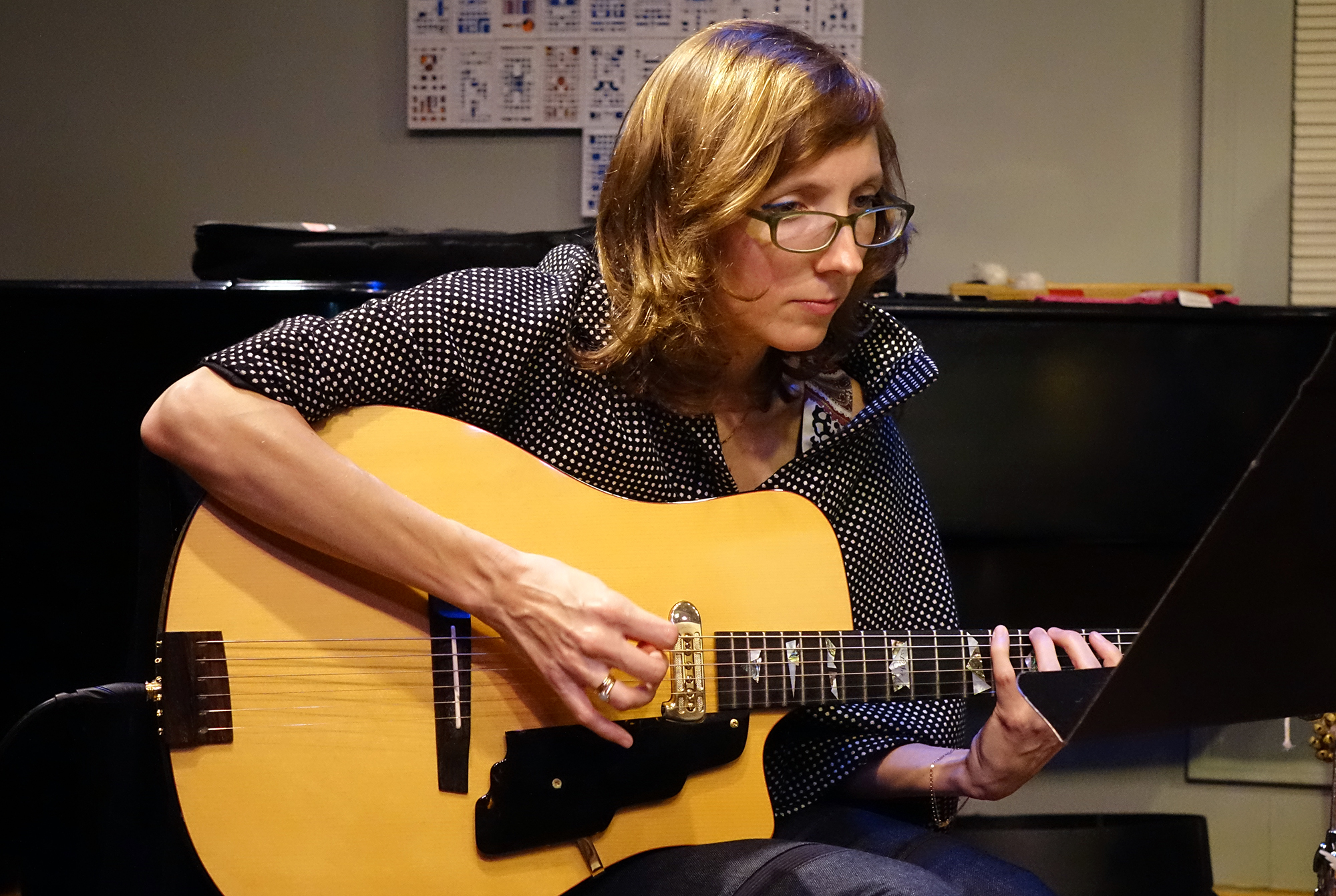 Mary Halvorson at Edgefest 2017