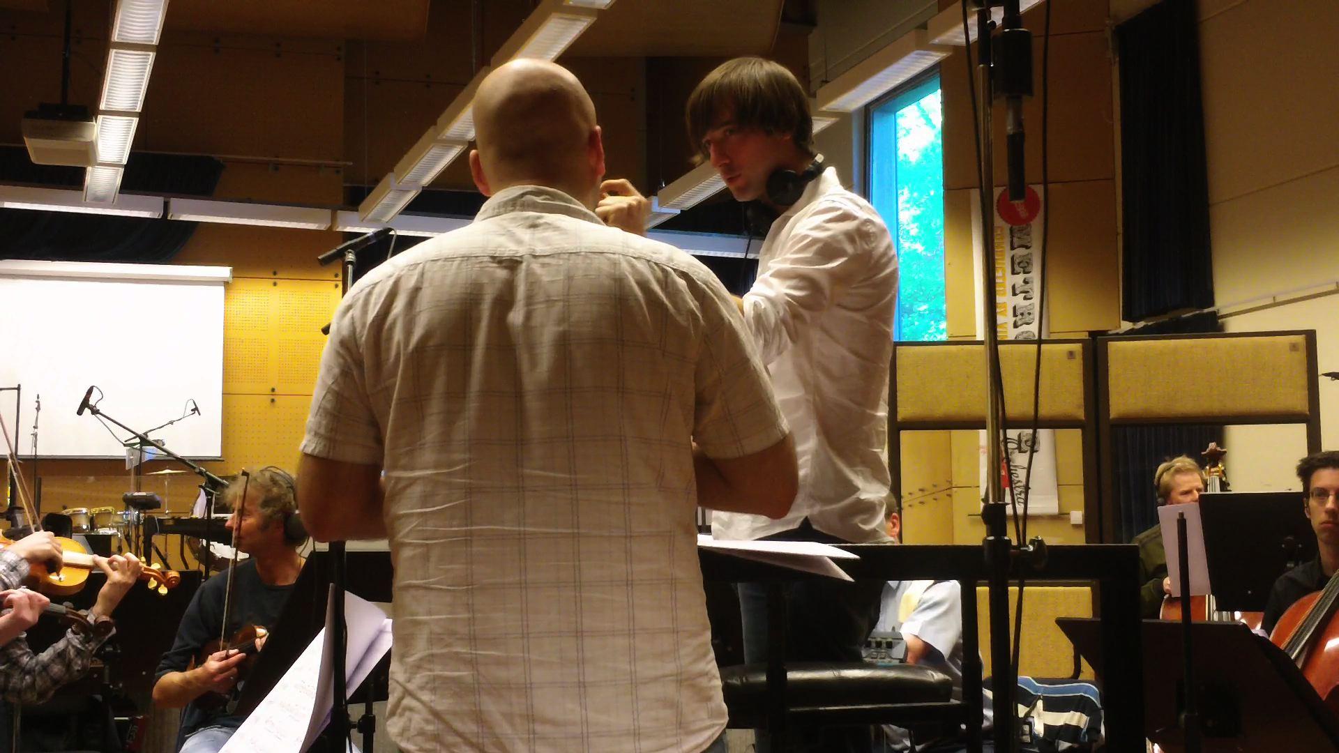 Recording 'Dreams'
