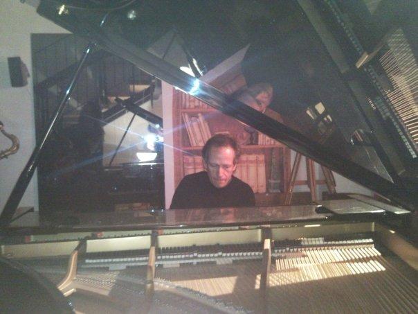 John Serry at Indue (Bologna)